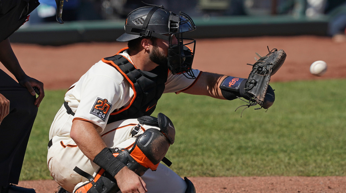 A Joey Bart call-up to the majors could make a big difference as the Giants eye a World Series run.