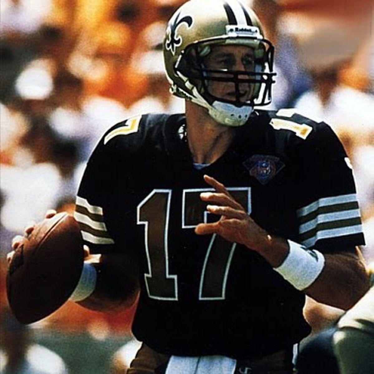 Former New Orleans Saints quarterback Jim Everett (via Twitter)