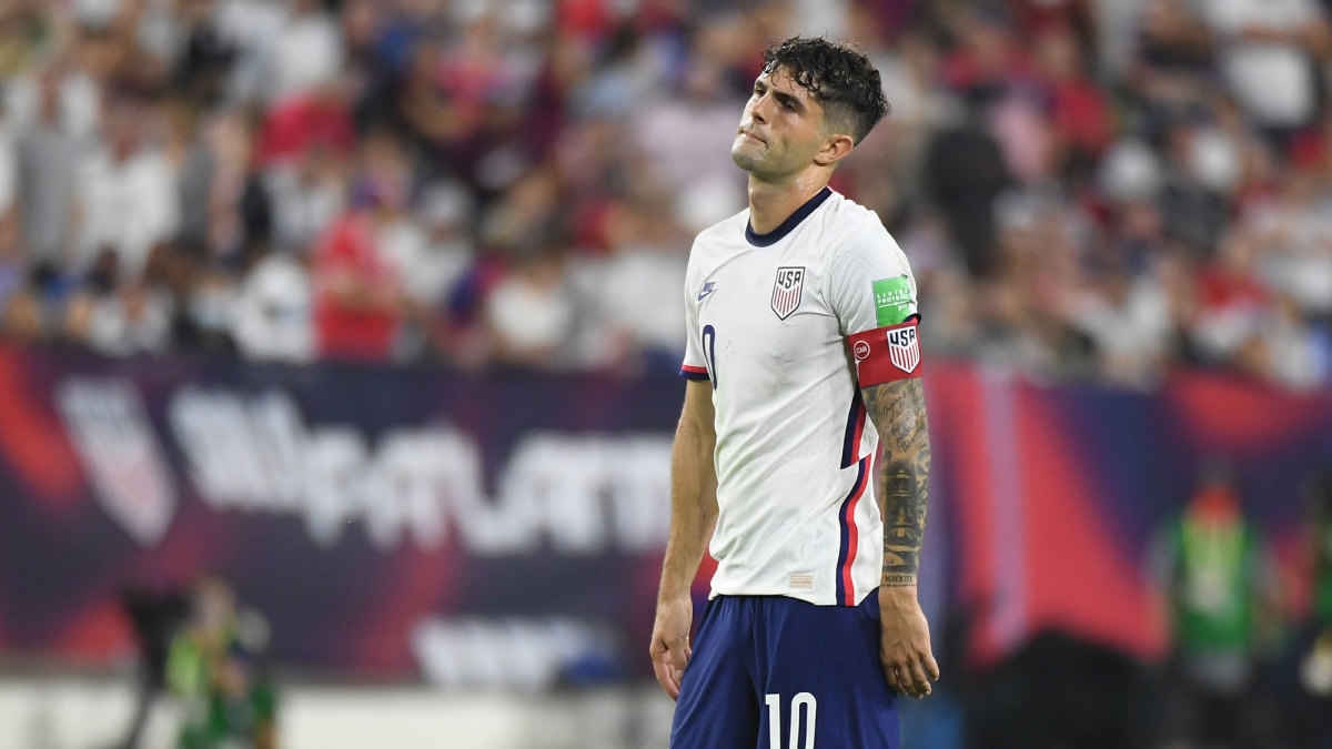 Christian Pulisic and the USMNT draw Canada