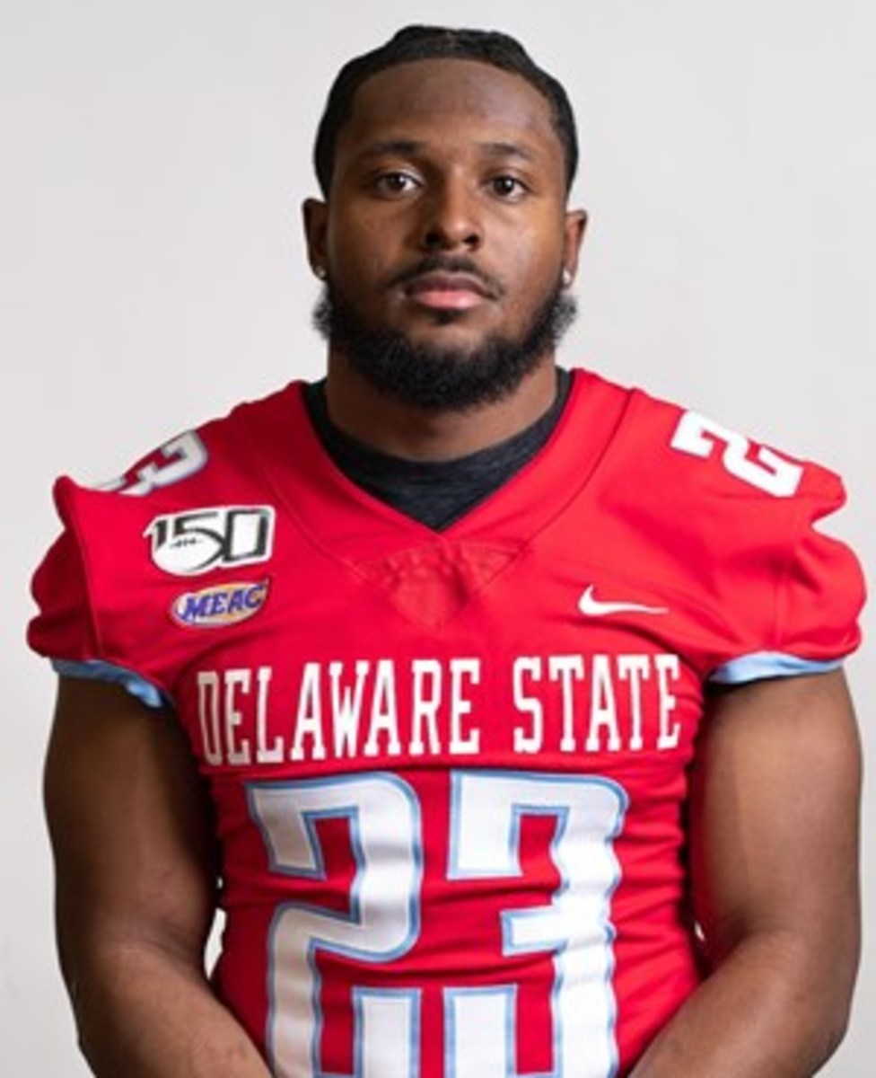 Sy'Veon Wilkerson, RB - Delaware State University