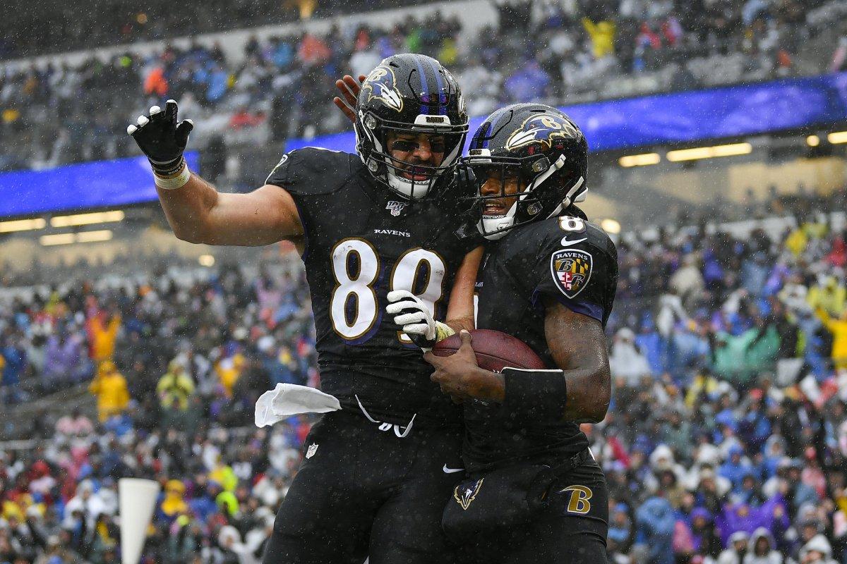 Con Mark Andrews Deal, Ravens sienta las bases para el éxito a largo plazo