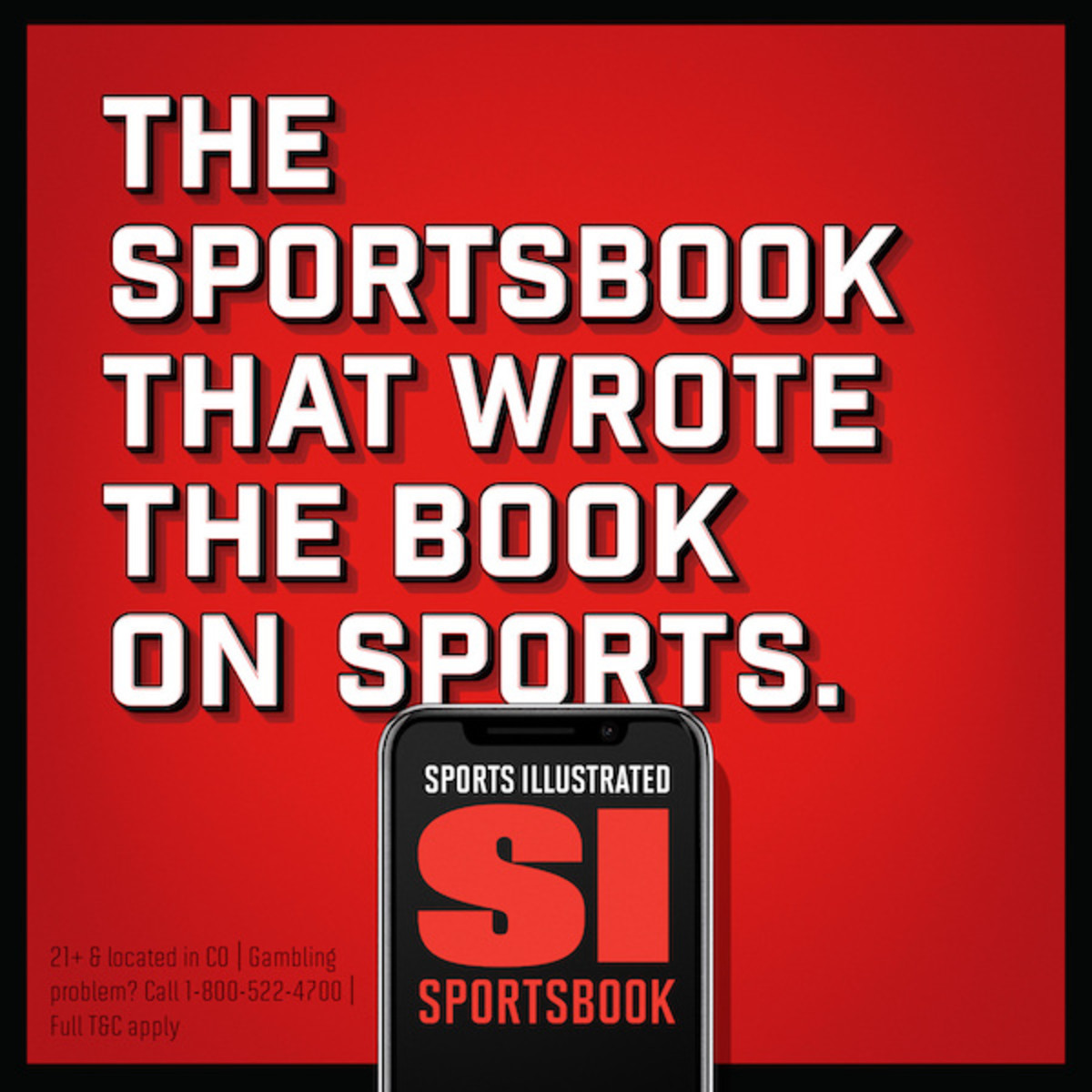 'Sports Illustrated' Sportsbook launches in Colorado.