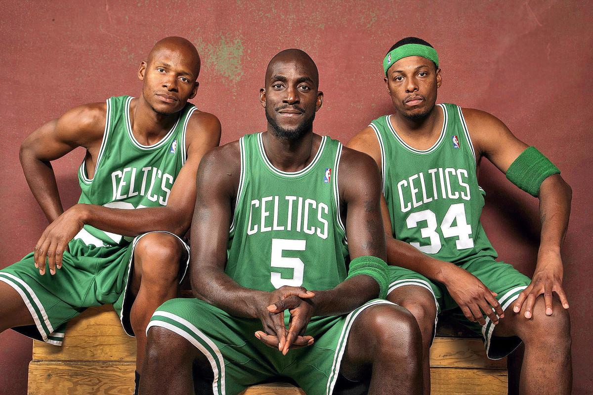 Boston's Big Three, in happier days.