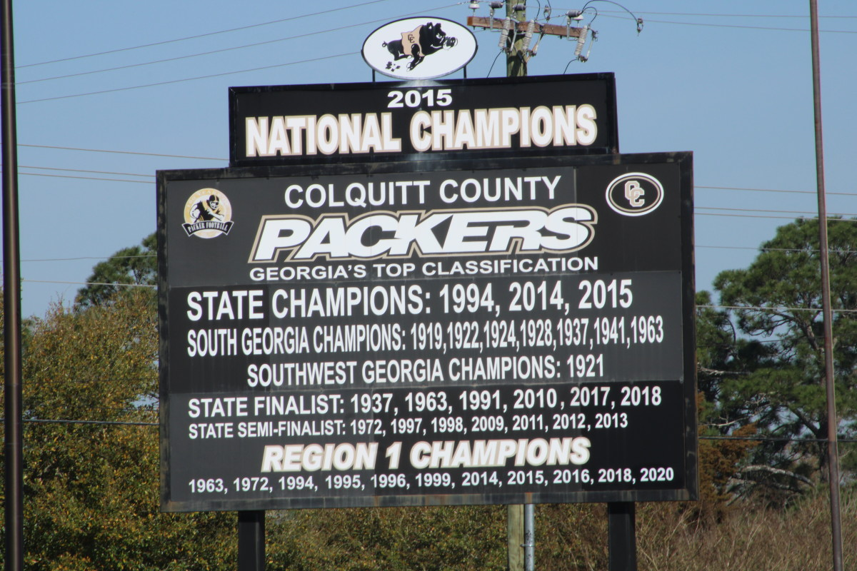 Moultrie (Ga.) Colquitt County