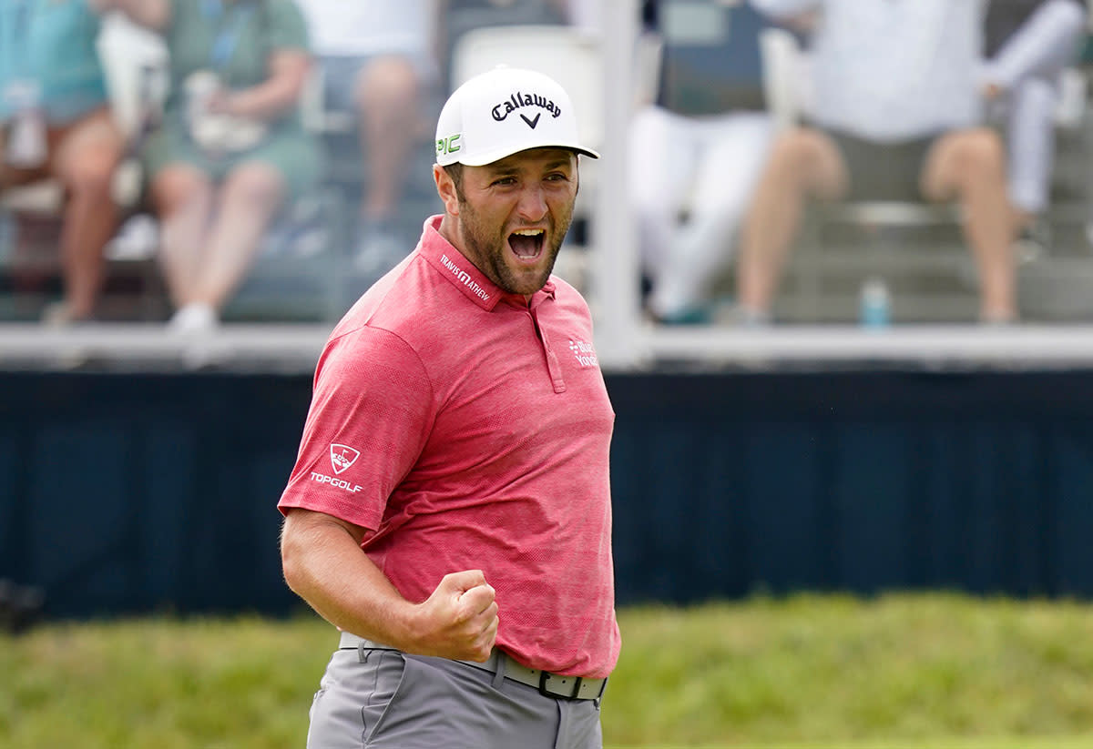 Jon Rahm won the 2021 U.S. Open at Torrey Pines.