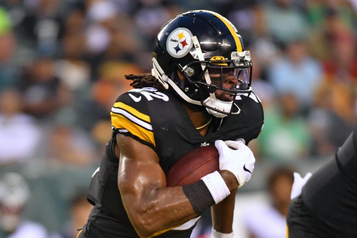Pittsburgh Steelers Najee Harris