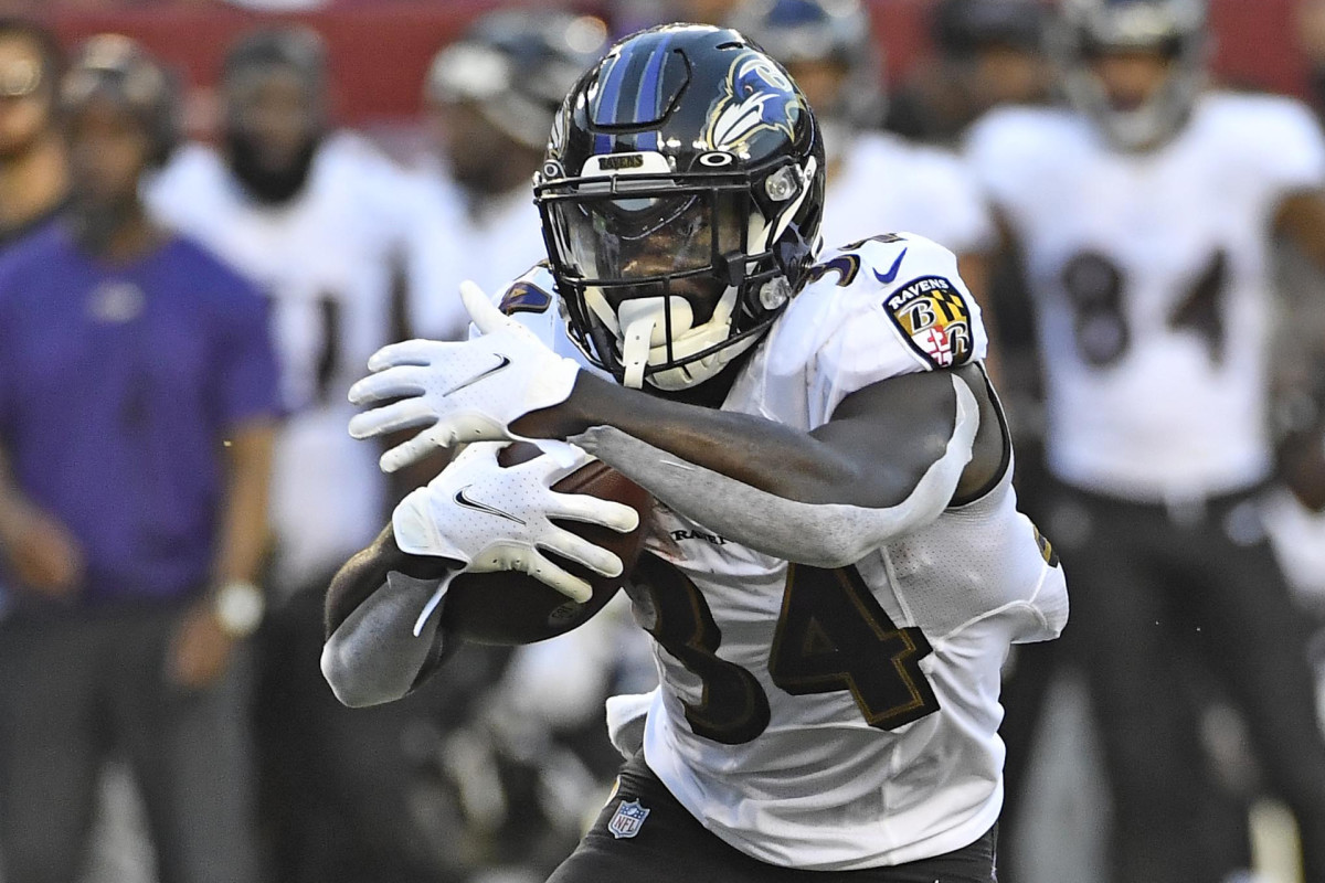 Baltimore Ravens Ty'Son Williams