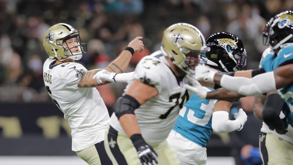 New Orleans Saints kicker Aldrick Rosas (6). Credit: Nola.com