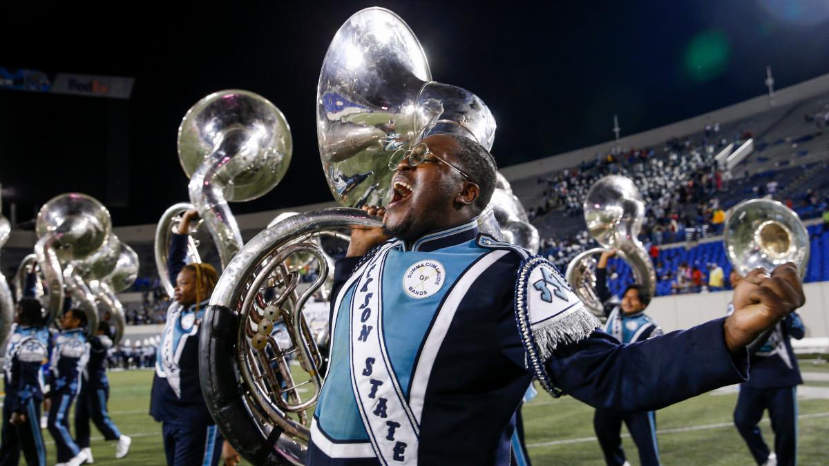 Jackson State band
