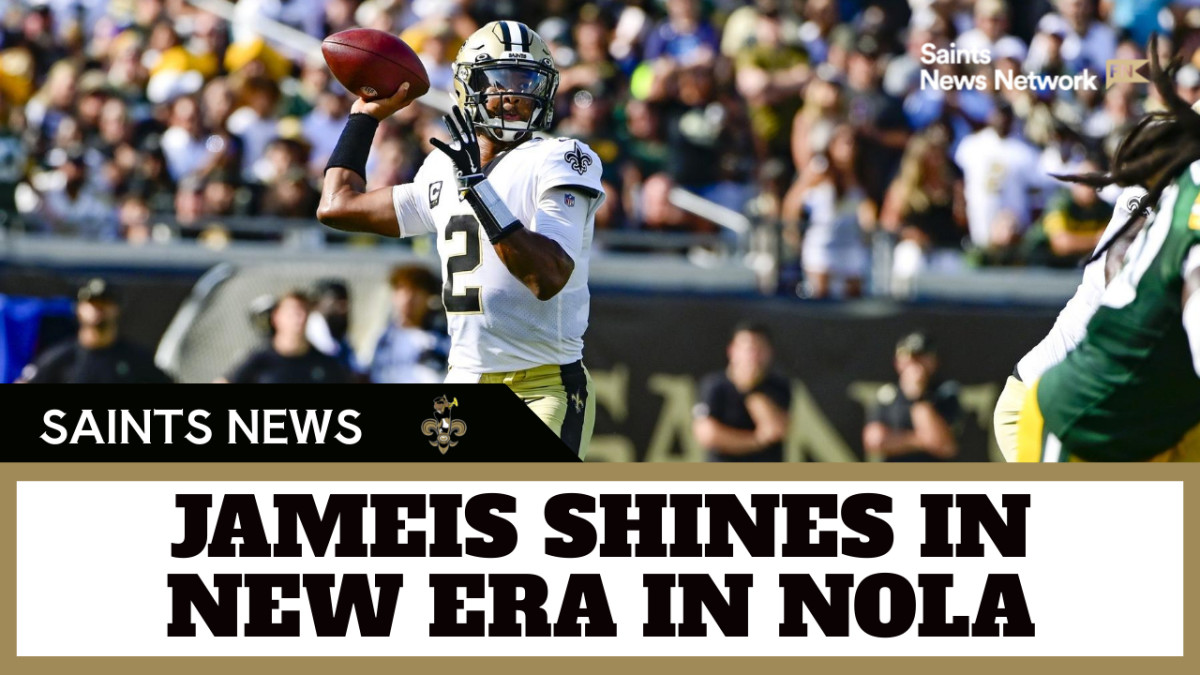 Jameis Shines in New Era in Nola