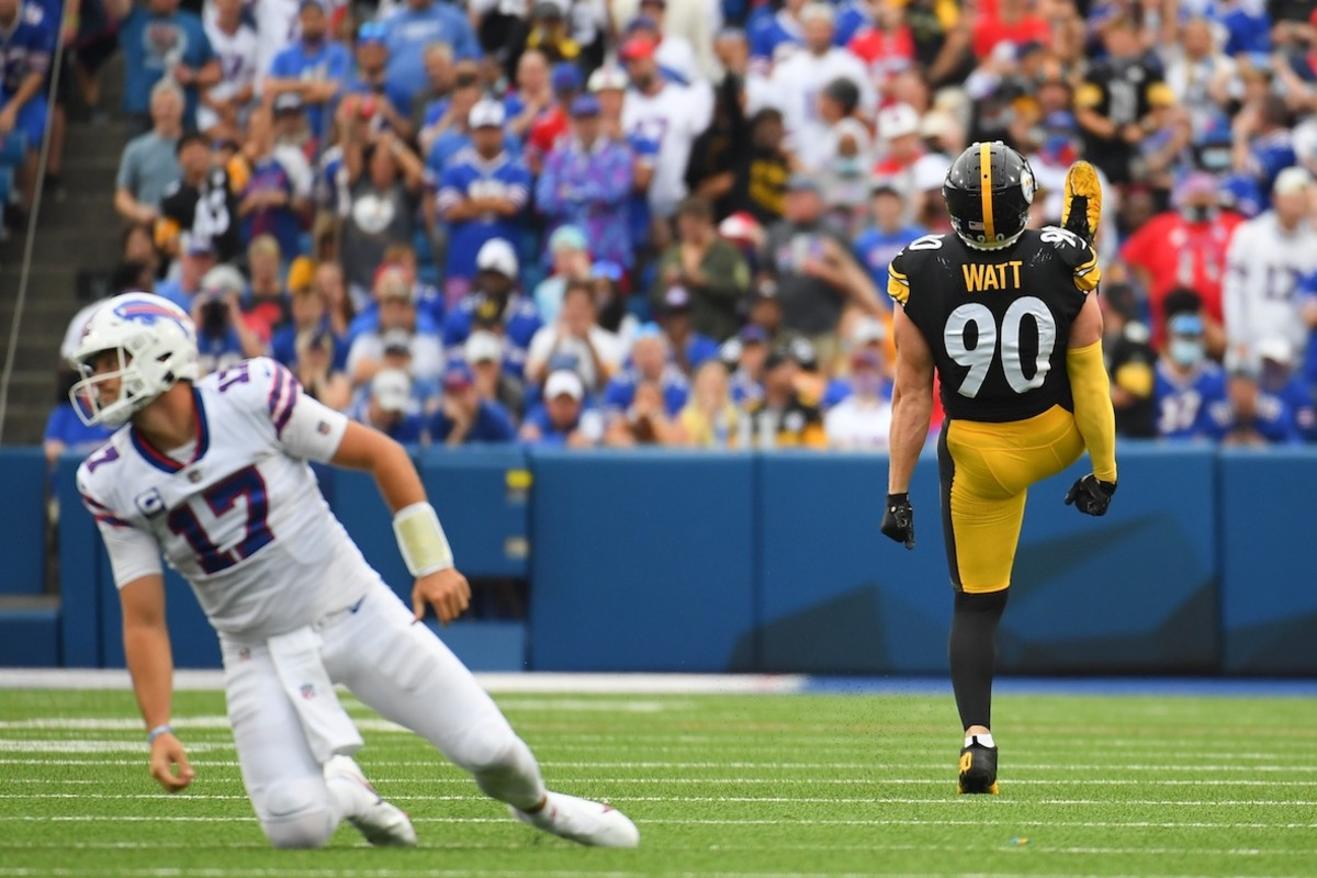 10 Observations: Steelers Defense Might Be NFL's Best - Sports Illustrated
