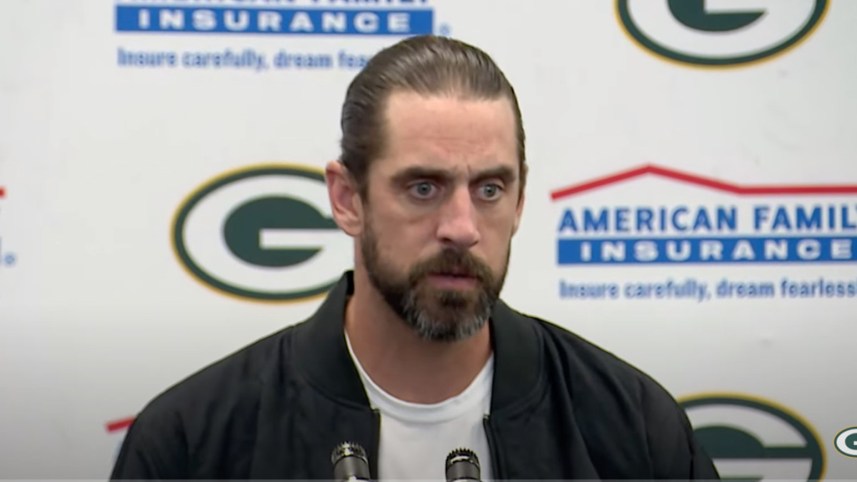 Aaron Rodgers, Packers get blown out by Saints; Twitter reacts - Sports  Illustrated
