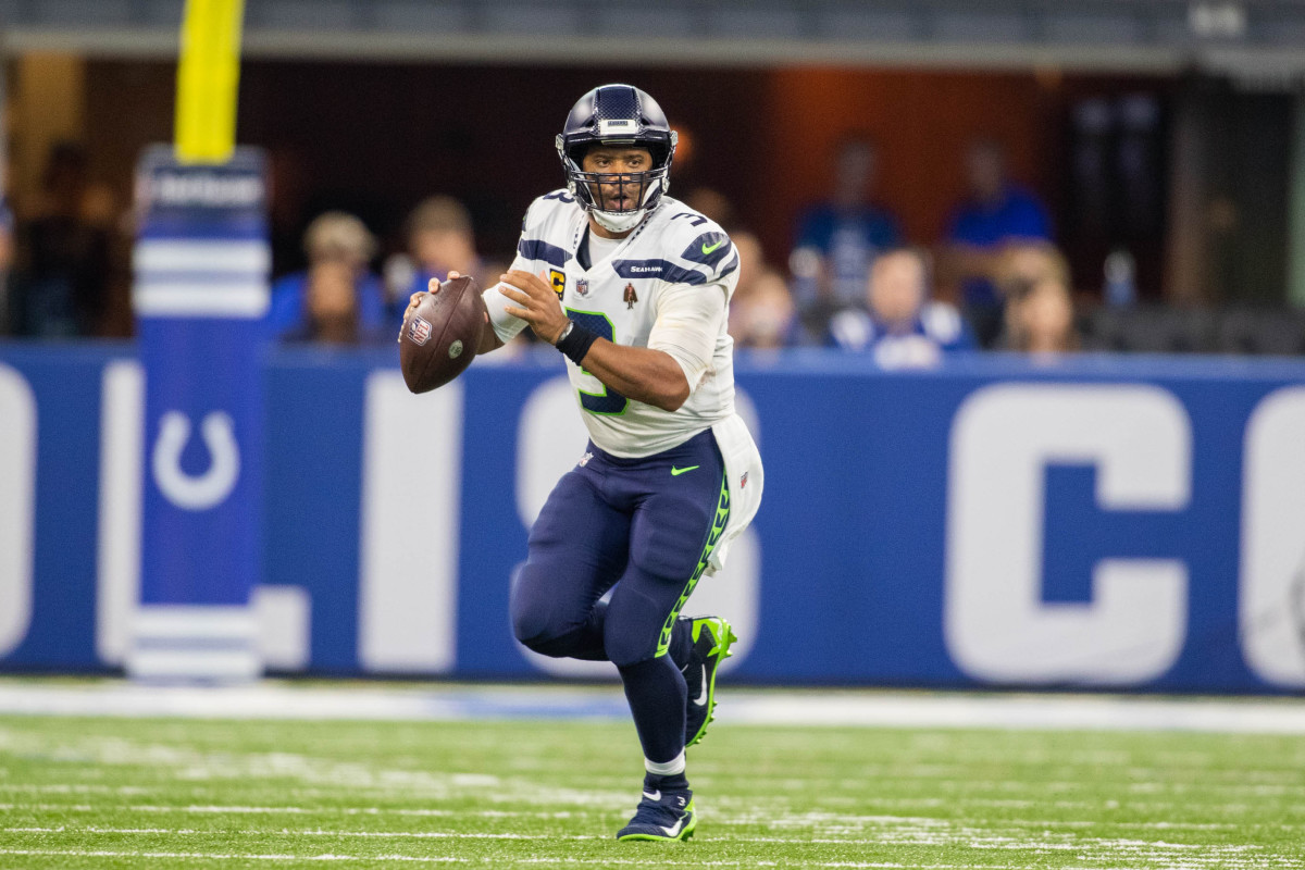 One of the league's best quarterbacks, Russell Wilson had an impressive Week One performance.