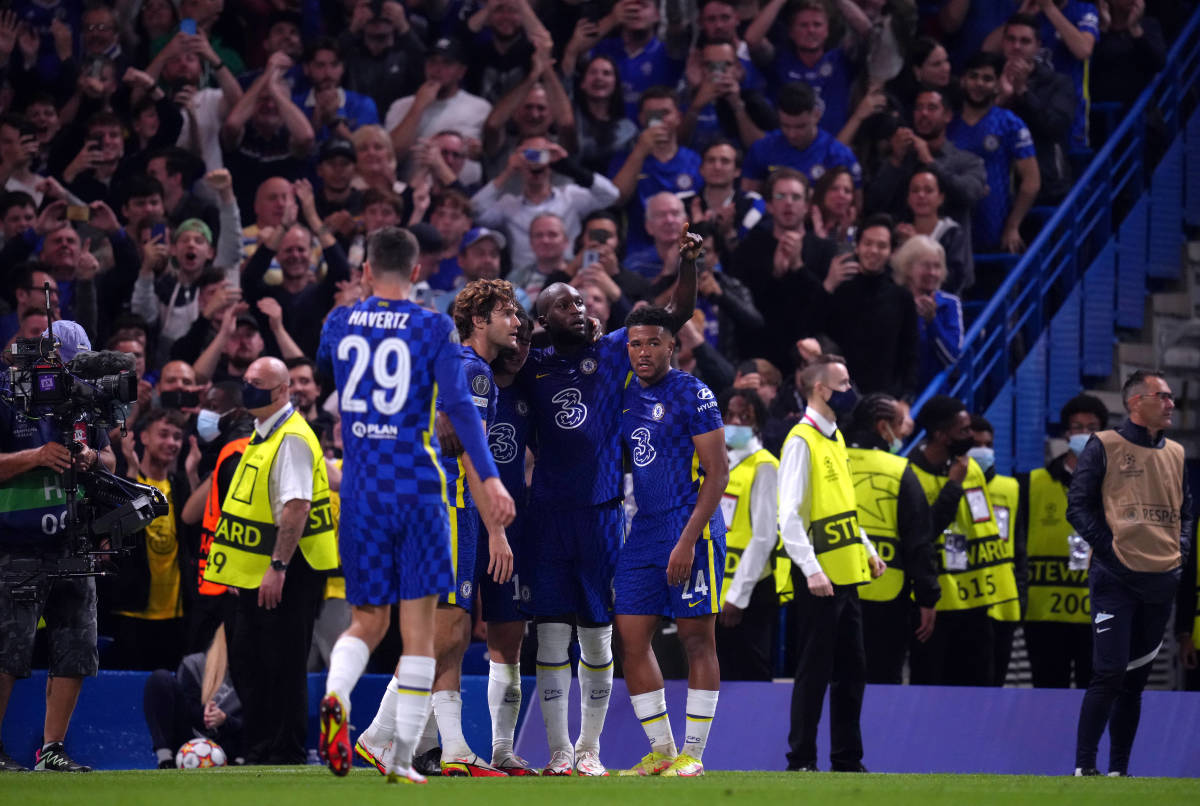 A Romelu Lukaku goal was enough to give Chelsea the win.