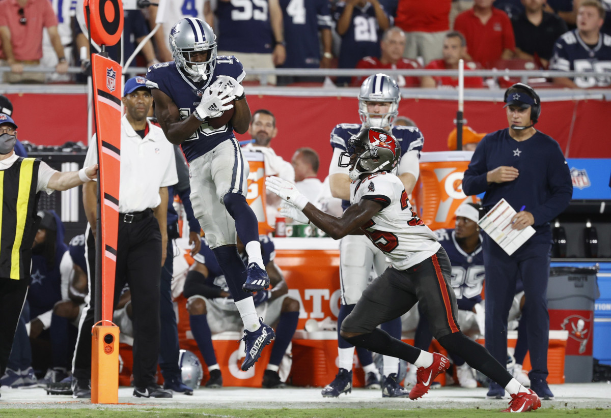 The value of Michael Gallup is too low to trade, but he also shouldn't be dropped.