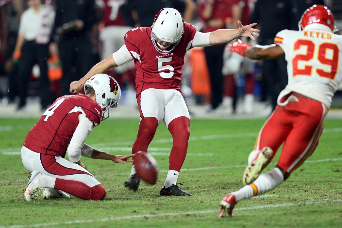 Arizona Cardinals Matt Prater