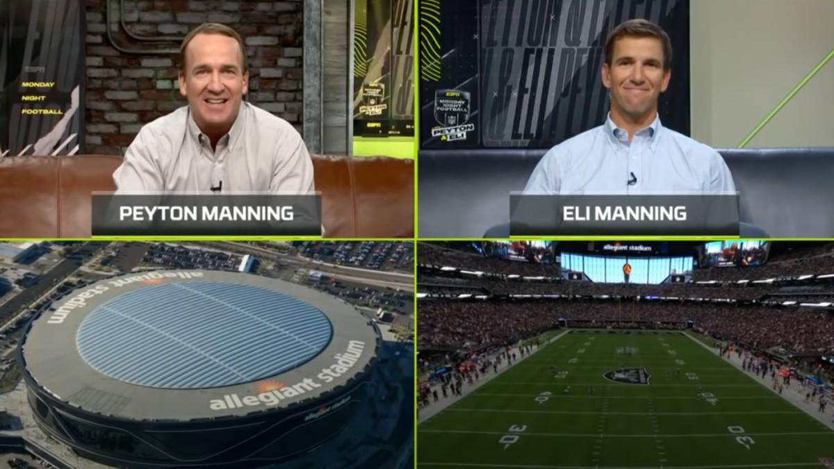 NFL Week 1 Monday Night Football, Peyton Manning ratings - Sports  Illustrated