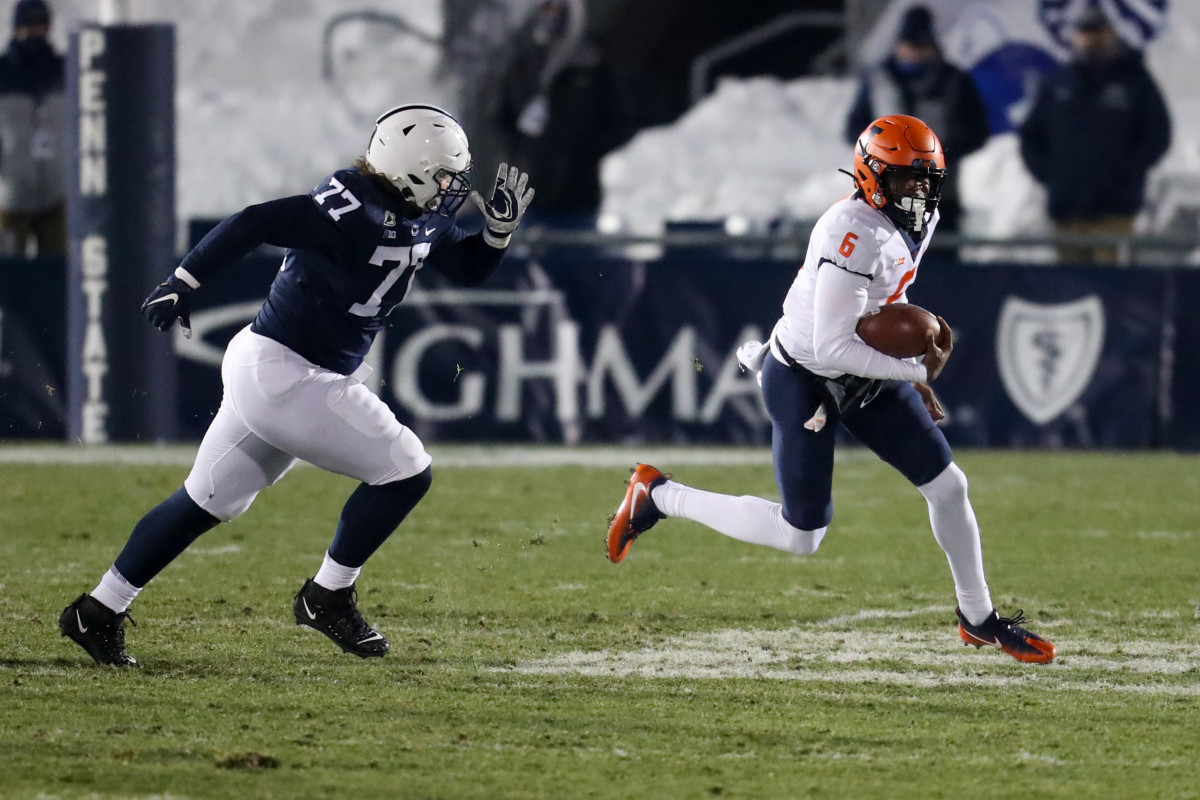"""Deuce Spann has shown why they call him """"Big Play Deuce"""" this year."""