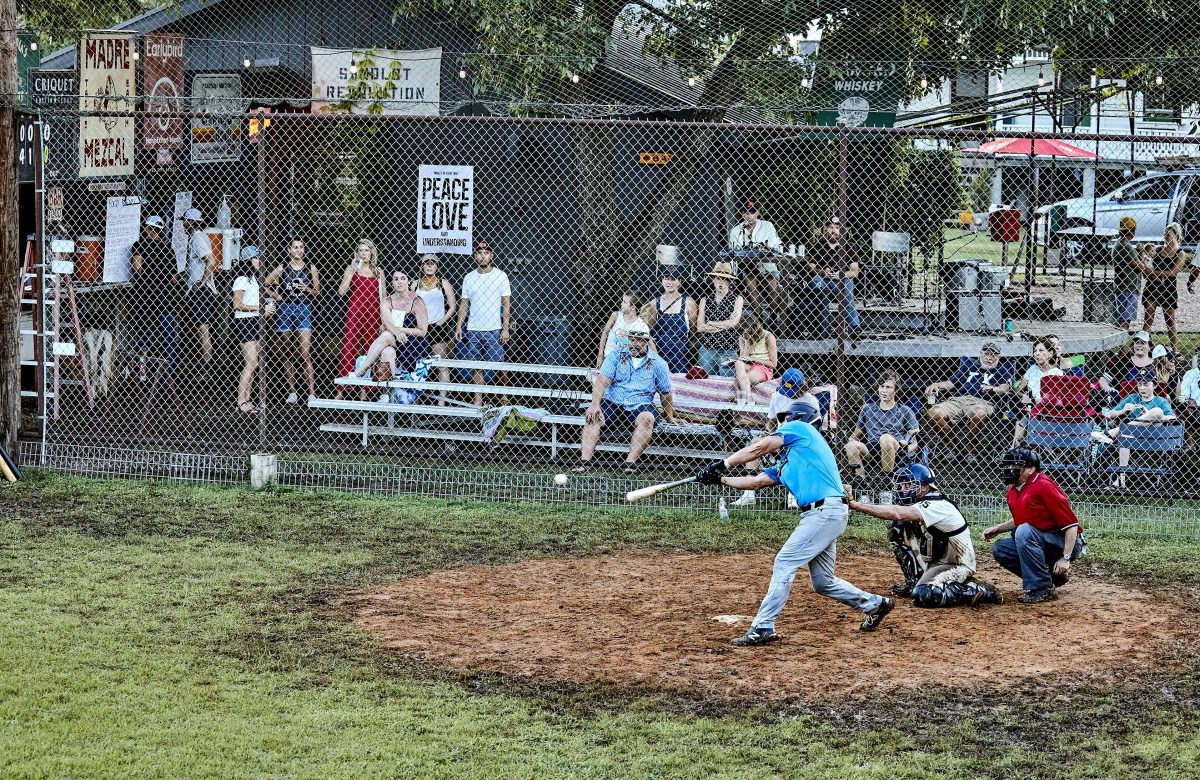 """The Playboys often apply the word """"sandlot"""" not just to baseball, but to other activities with a sandlot-type energy."""