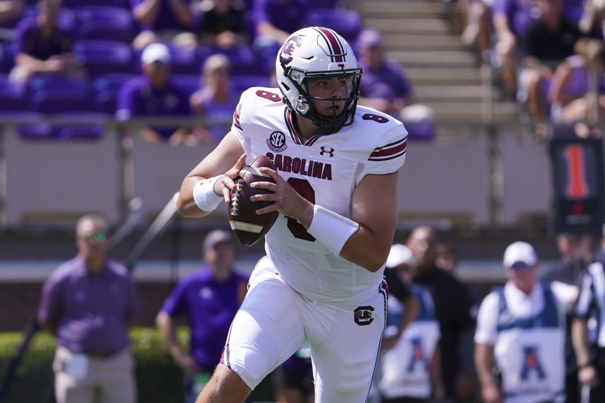 Zeb Noland, Quarterback, South Carolina