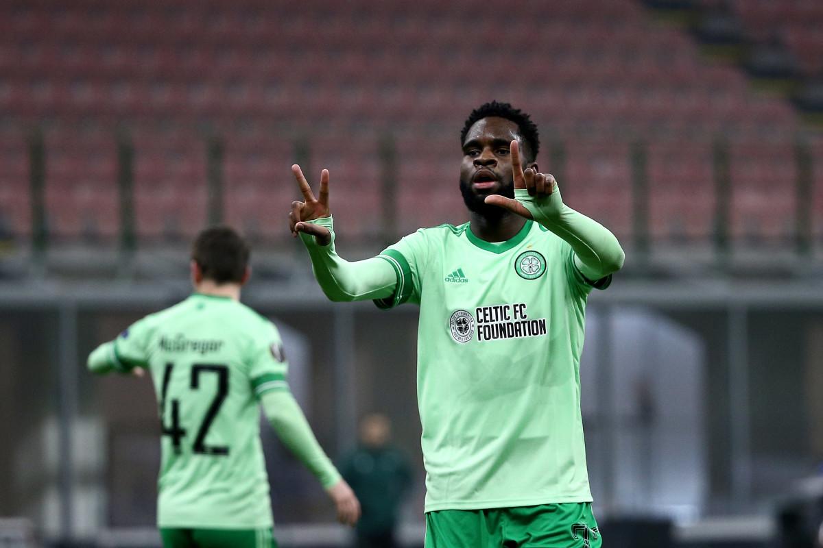 Edouard, Celtic