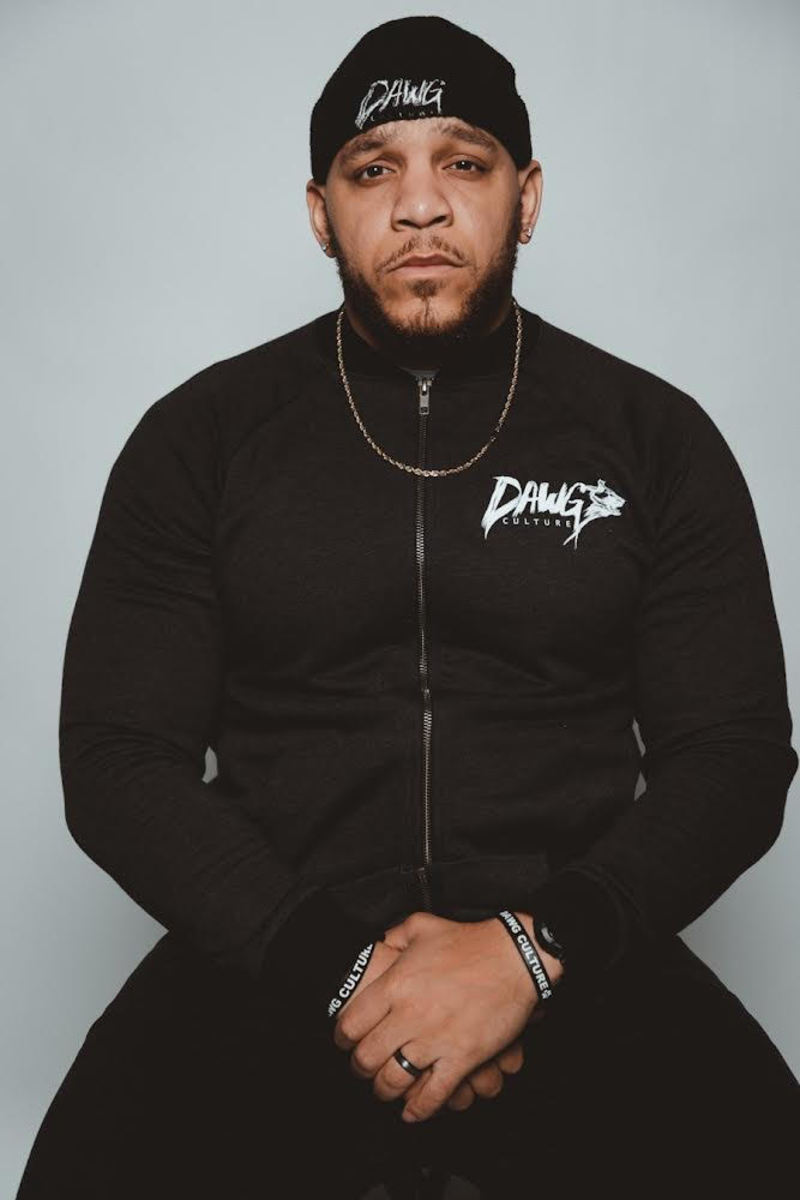 Mike Hill, creator and founder of DAWG Culture