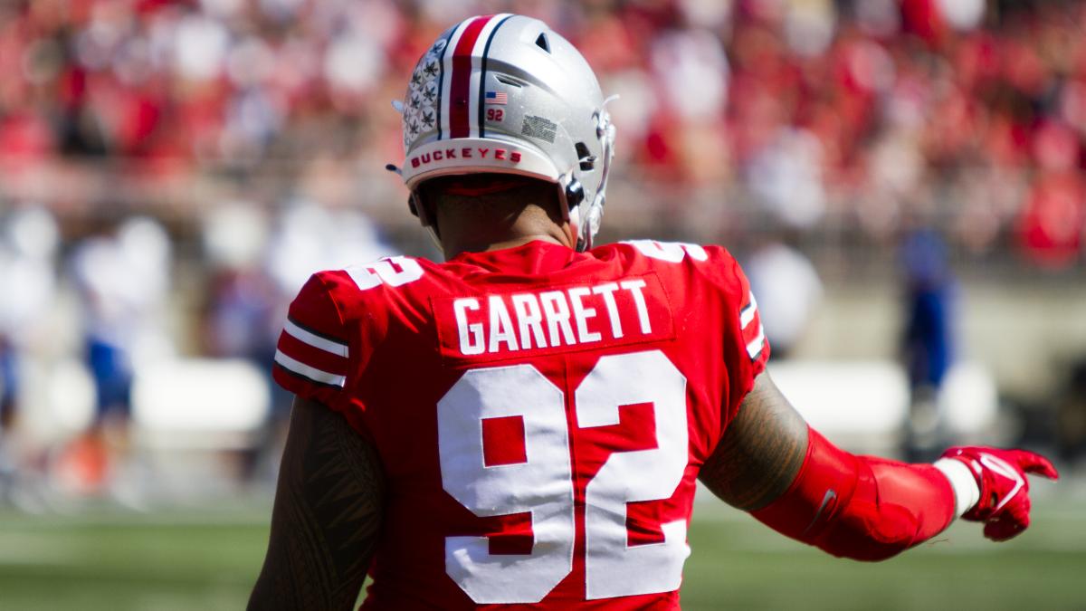 44. Haskell Garrett