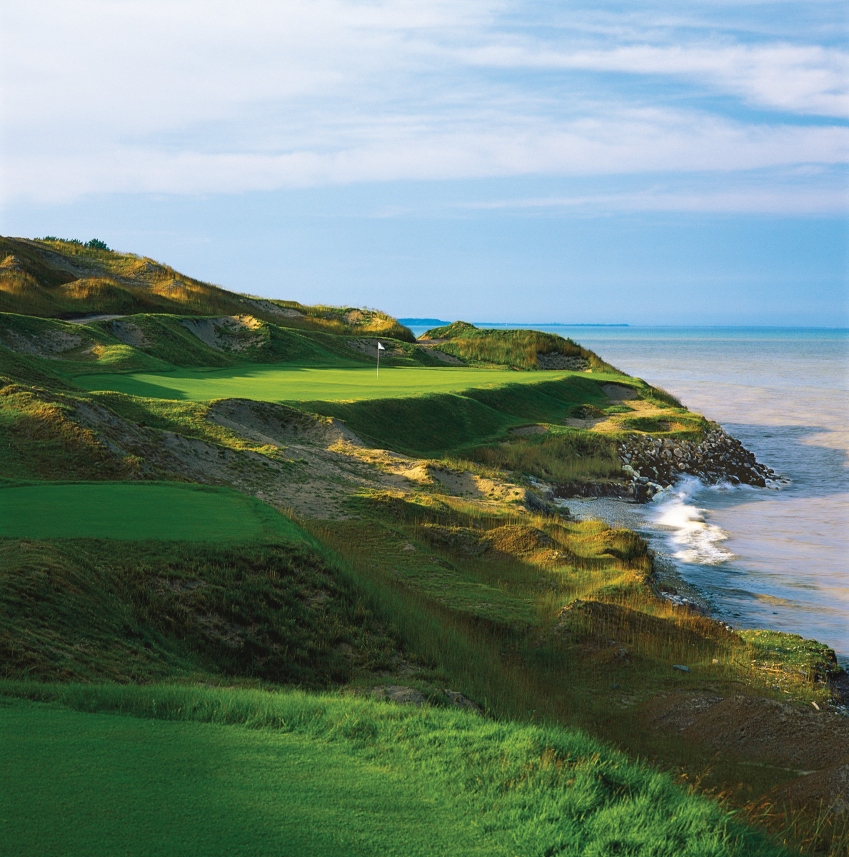 Whistling Straits' Straits has the pedigree for greatness, but the 43rd Ryder Cup will decide its rank among peers that have hosted the biennial matches.