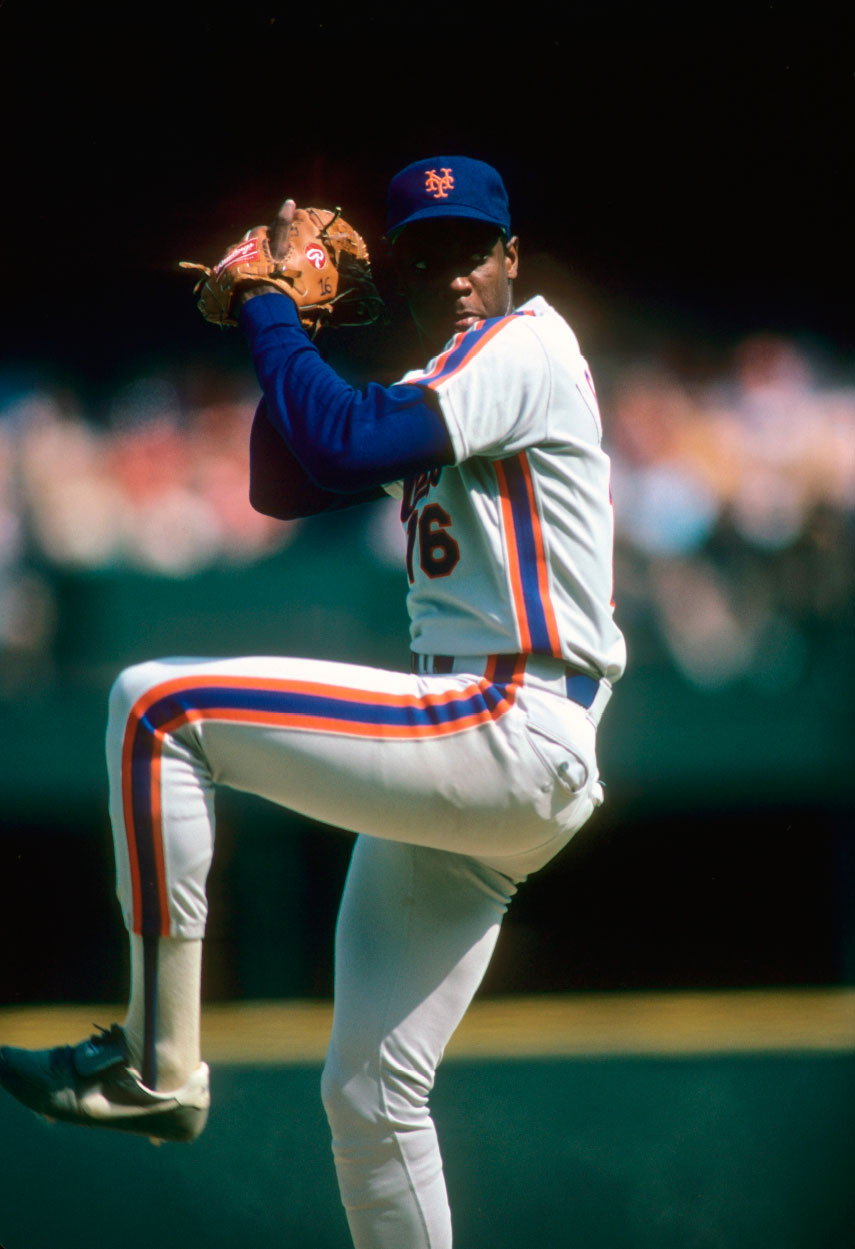 Summer Of Doc Just 20 Pitching Prodigy Dwight Gooden Delivered A Season For The Ages Longform Si Com