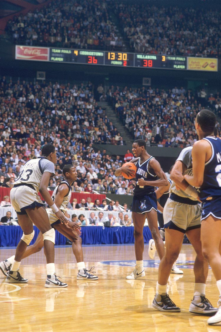 4d06f0d5c98 The Perfect Game  Villanova s 1985 victory over Georgetown lives on ...