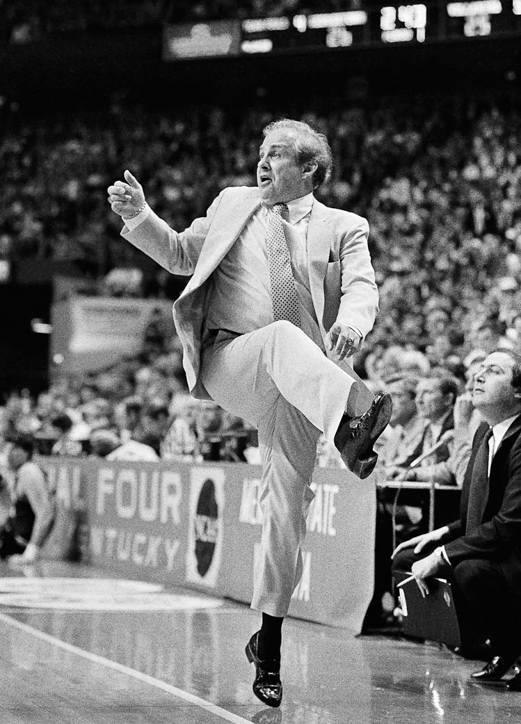fde696a42b1 The Perfect Game  Villanova s 1985 victory over Georgetown lives on ...