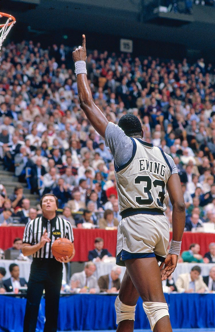 The Perfect Game Villanovas 1985 Victory Over Georgetown Lives On