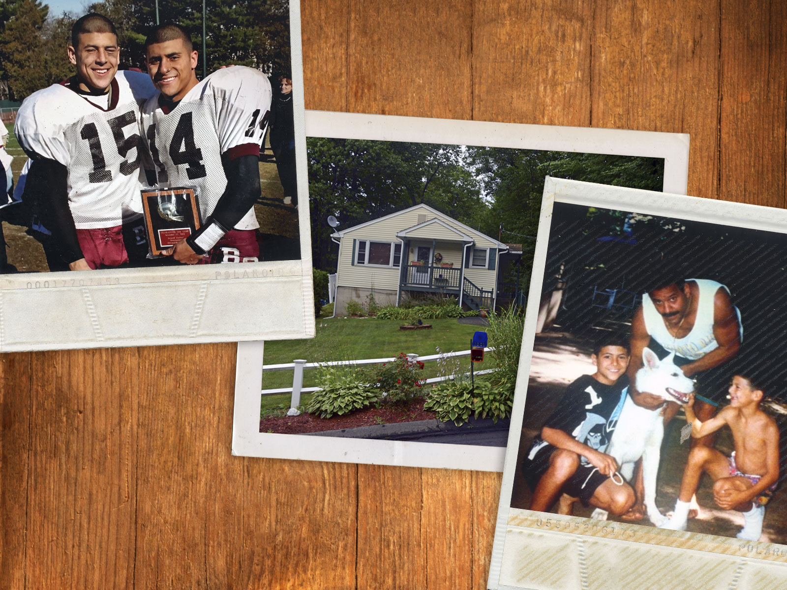Aaron Hernandez S Brother Retraces Nfl Star S Path To