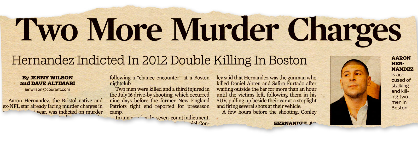Aaron Hernandez S Brother Retraces Nfl Star S Path To Murder