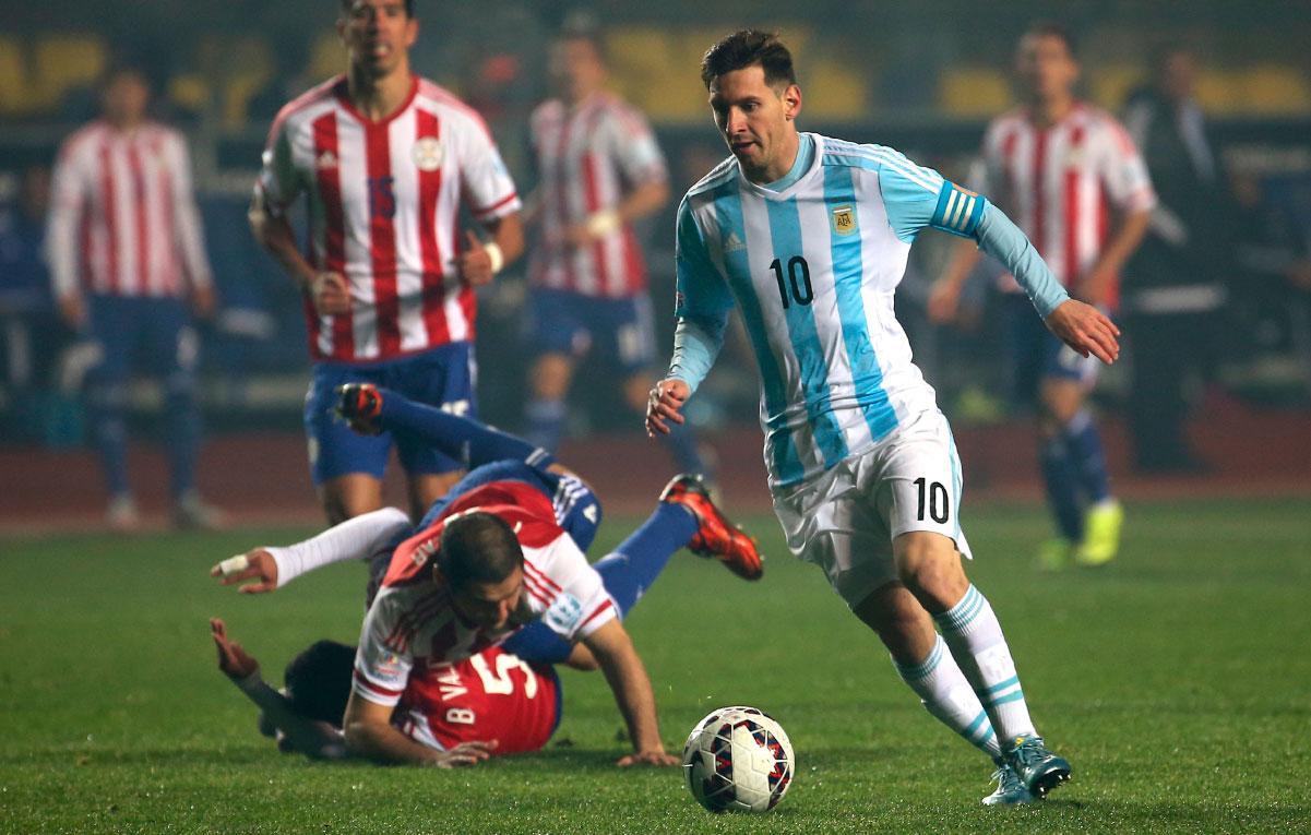 Lionel Messi on Copa America 2016 and his American Dream