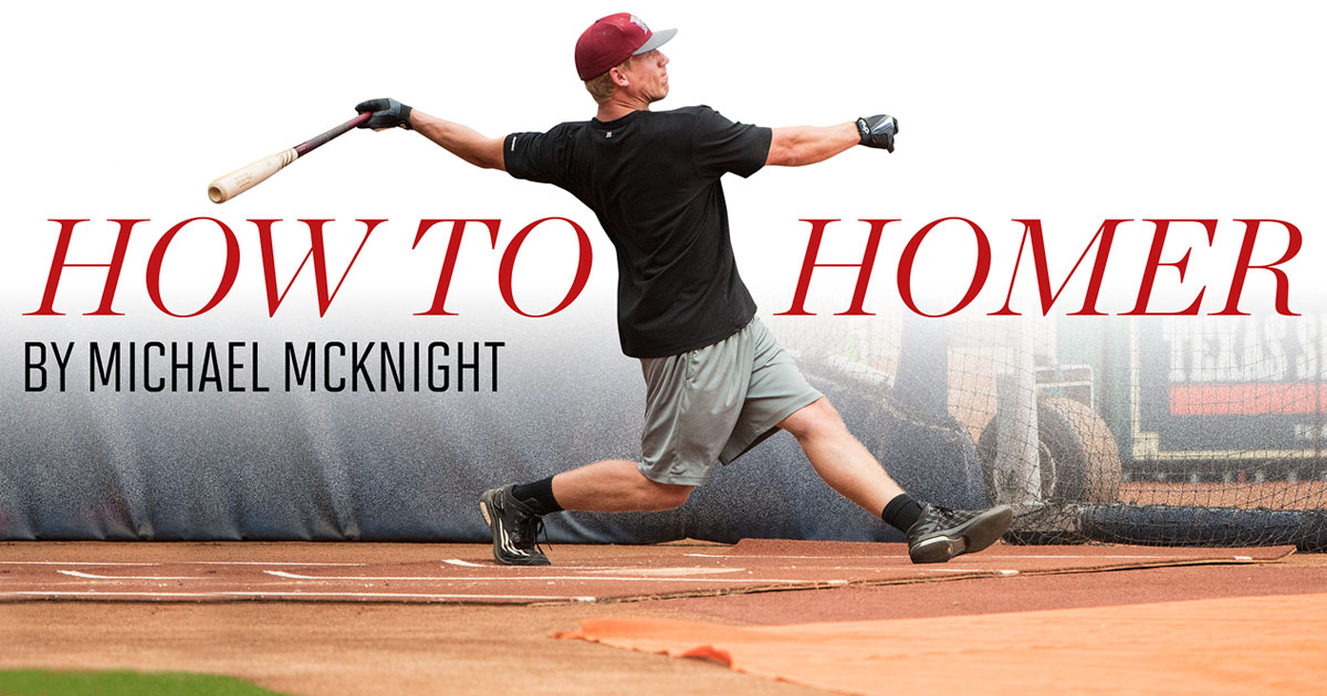 How to Homer: One SI writer's quest to go deep in an MLB park