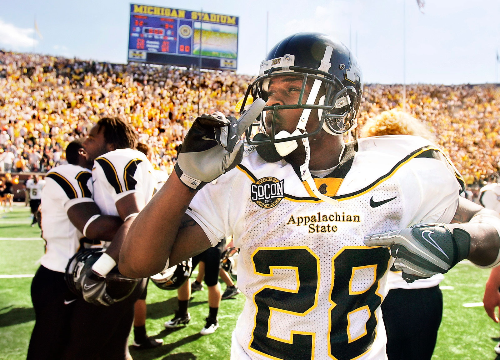 952e647f665 Seven years ago undersung Appalachian State brought down the Big House—and  rocked college football—with a season-opening upset of Michigan.
