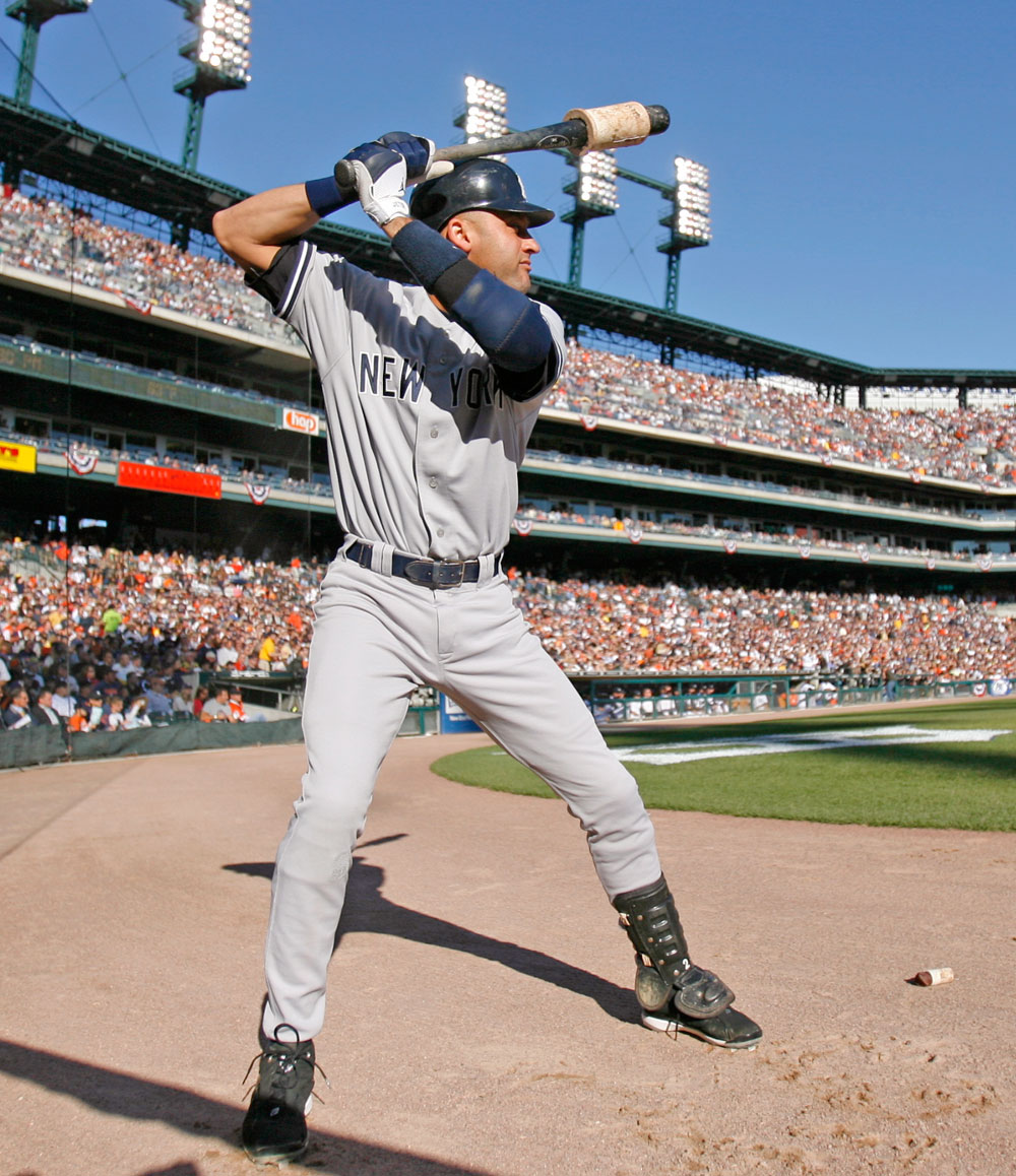 Exit Stage Center: Derek Jeter reflects on the final act ...