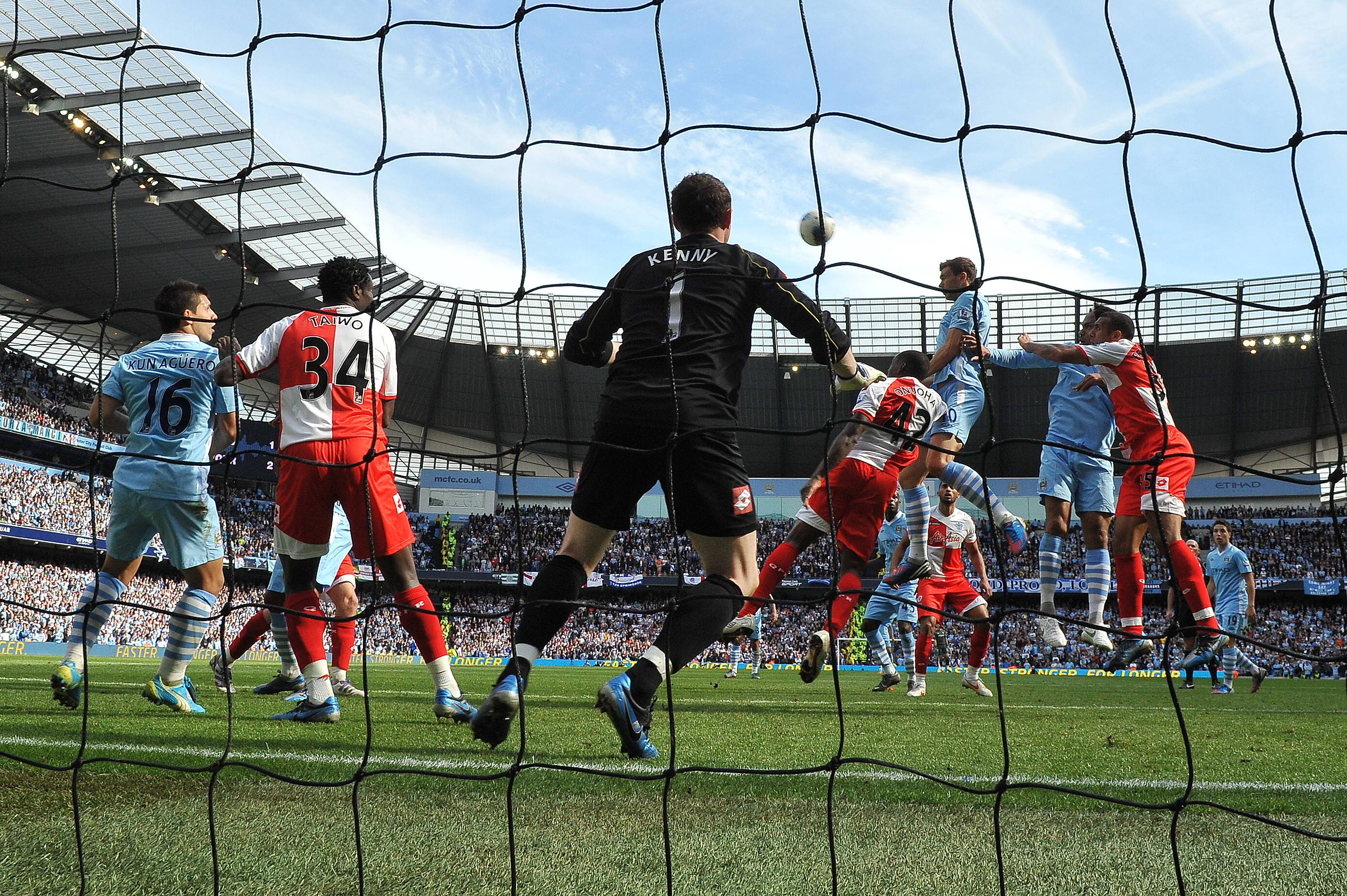 Manchester City's 2012 Premier League title: Epic finish re-told