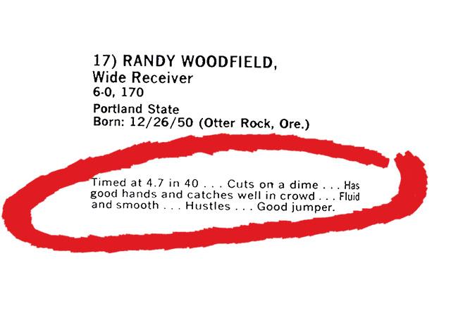 Randall Woodfield, the I-5 killer, former Green Bay Packer