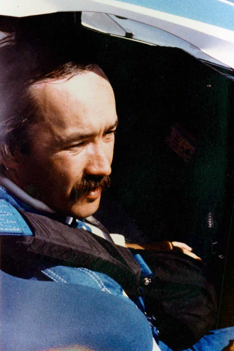 Randy Lanier: IndyCar driver and drug smuggler | Longform - SI com