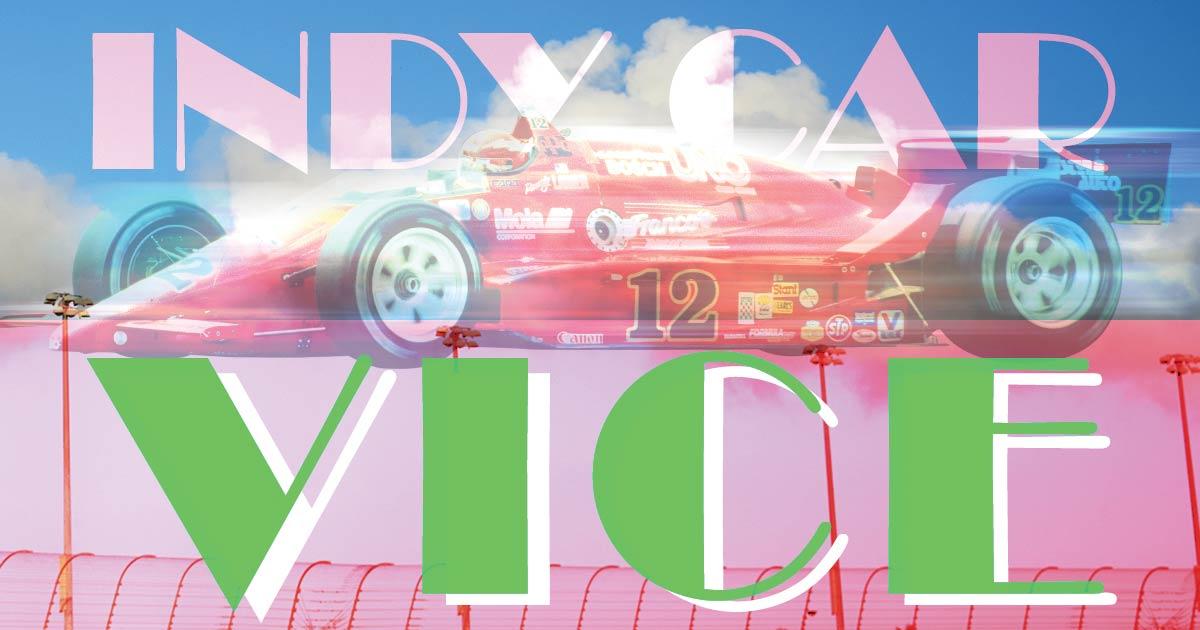 Randy Lanier Indycar Driver And Drug Smuggler Longform Si Com